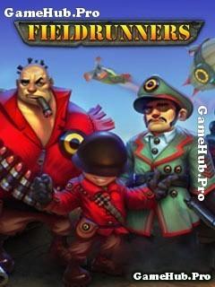 Tải Game FieldRunners thủ thành quân đội Việt Hóa Java