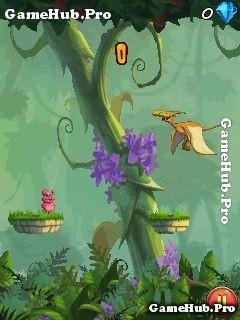 Tải Game Jurassic Pork - Lợn Con Vượt Rừng Cho Java