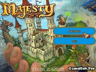 Tải Game Majesty The Fantasy Kingdom Sim Việt Hóa Java