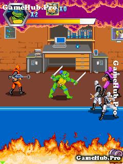 Tải game Ninja Rùa Việt Hóa Crack Cho Java miễn phí