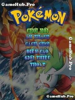 Tải Game Pokemon - Trí Tuệ Kinh Điển Việt Hóa Cho Java
