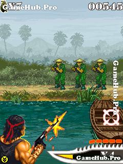 Tải Game Rambo Forever - Bắn Súng Cứ Điểm Cho Java mới