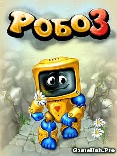 Tải Game Robo 3 Gears of Love 3D Việt Hóa Cho Java