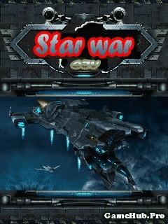 Tải Game Star War 3D - Bắn Máy Bay Việt Hóa Cho Java