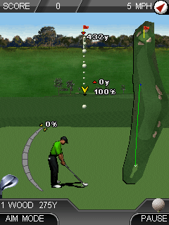 Tải Game Tiger Woods PGA Tour 09 Đánh Golf Cho Java