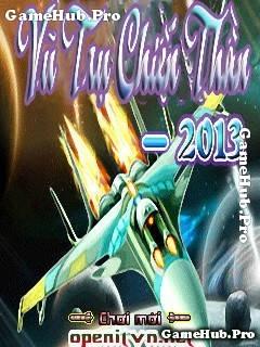Tải game Vũ Trụ Chiến Thần 2013 Crack Việt Hóa Cho Java