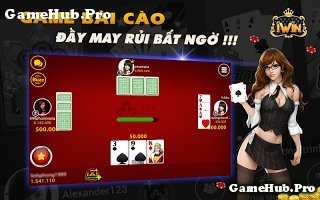 Tải iWin 493 Online - Game iWin 4.9.3 Java Android IOS