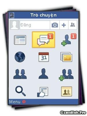 Tải Ứng Dụng Facebook 3.4.3 Fix Load Bảo Vệ MK Cho Java