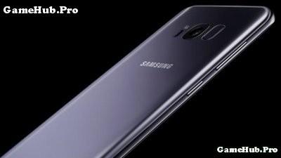 Cách chụp ảnh màn hình Samsung Galaxy s8 và s8+