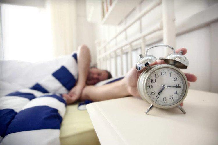 Công thức giấc ngủ giúp bạn tỉnh táo vào ngày hôm sau