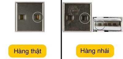 Cách phân biệt cáp sạc iPhone chính hãng và hàng nhái