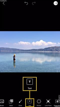 PicsArt: Hướng dẫn chèn chữ 3D vào hình ảnh cực đẹp