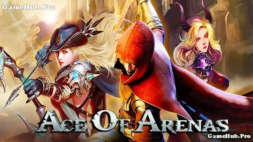 Tải game Ace of Arenas - Chiến thuật LOL Online Android