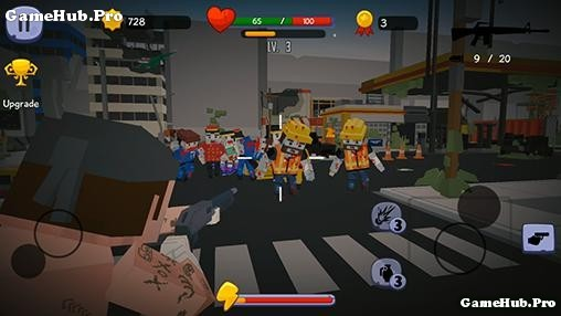 Tải game After Us - Bắn súng diệt Zombie Mod Android