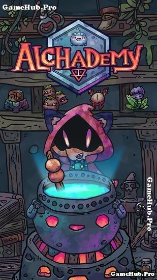 Tải game Alchademy - Ma thuật Phù thủy Mod tiền Android