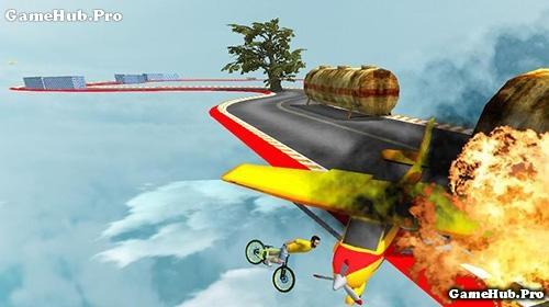 Tải game BMX Racer - Đua xe đạp Mod tiền cho Android