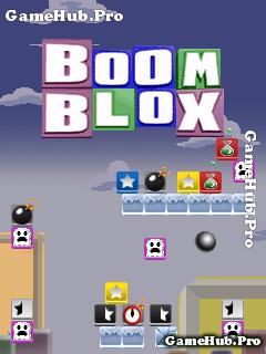 Tải game Boom Blox - Bắn hình khối Logic hay cho Java