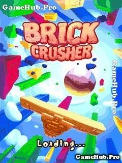 Tải game Brick Crusher - Phá gạch giải trí cực hay Java
