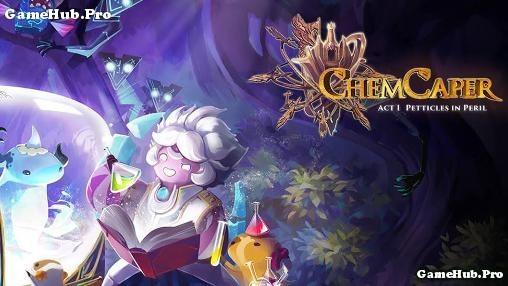 Tải game ChemCaper - Hành động, giáo dục Mod Android