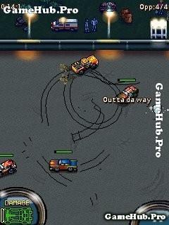 Tải game Demolition Derby - Đấu trường của Xe cho Java