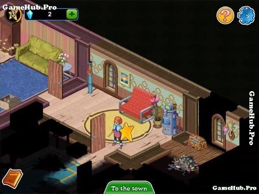Tải game Ghost Town Adventures - Phiêu lưu sợ hãi Android