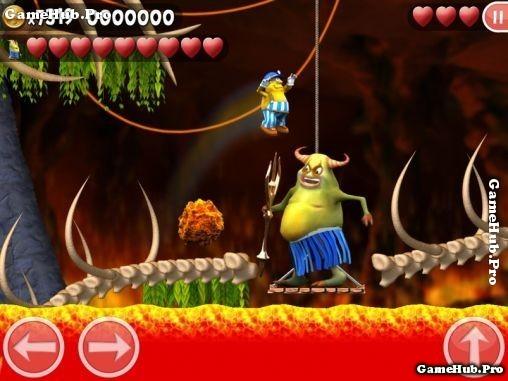 Tải game Incredible Jack - Phiêu lưu cực hay Mod Android
