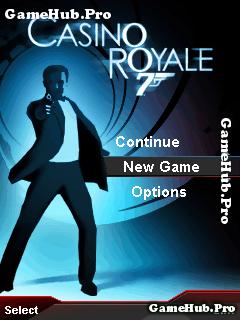 Tải game James Bond - Casino Royale Điệp Viên cho Java