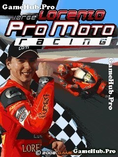 Tải game Jorge Lorenzo - Pro Moto Racing đua xe cho Java