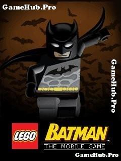 Tải game Lego Batman - Phiên bản của EA Mobile cho Java