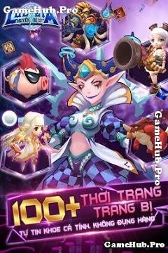 Tải game Lục Địa Huyền Bí - Nhập vai phiêu lưu Hàn Quốc