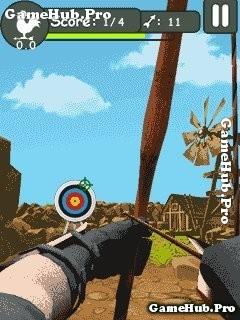 Tải game Mix Fun Pack - Bắn cung 3D cực chất cho Java