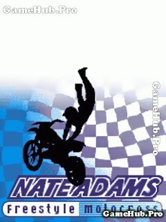 Tải game Nate Adams Freestyle Motocross - Đua xe cho Java