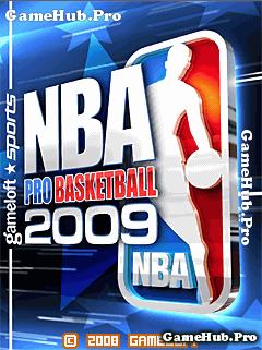 Tải game NBA Pro Basketball 2009 - Chơi Bóng Rổ cho Java