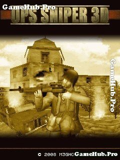Tải game Ops Sniper 3D - Biệt đội bắn Tỉa 3D cho Java