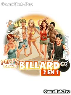 Tải game Party Island Billiard - Thế giới của Bi-A Java