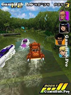 Tải game Powerboat Challenge - Đua thuyền 3D cho Java