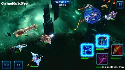 Tải game Star Conflict Heroes - Nhập vai bắn phi thuyền