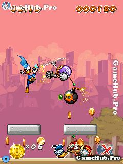 Tải game Super Donald - Tiêu diệt tội phạm cho Java