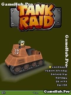 Tải game Tank raid 3D - Bắn súng tiêu diệt Xe Tank Java