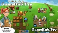 Tải game The Flying Farm - Trang trại hiện đại Android