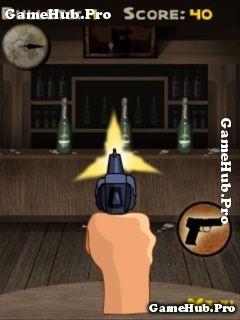 Tải game Tipsy Gun - Bắn súng trong Quán Bar cho Java