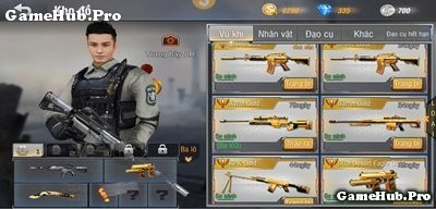 Tải game Truy Kích Mobile - Bắn súng FPS cho Android iOS