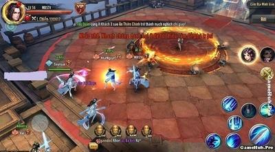 Tải game Ỷ Thiên 3D - Ngũ đại môn phái cho Android iOS