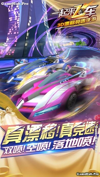 Tải game Zing Speed Mobile - Đua xe Online cực đỉnh