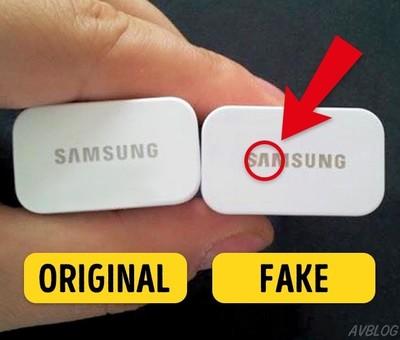 Thủ thuật nhận diện đồ công nghệ Fake và chính hãng