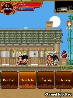 Hack Ninja School Online 148 v3 Auto cho Java và Android