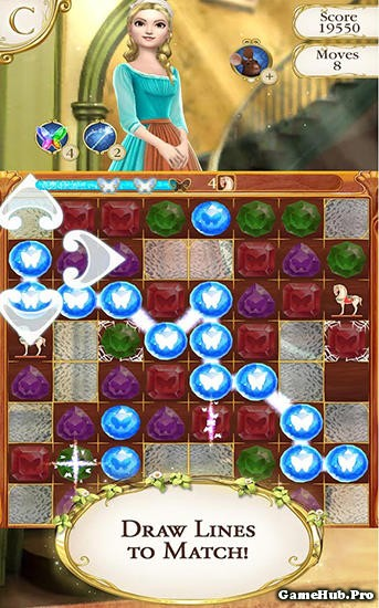 Tải Game Cinderella Free Fall Crack Cho Android Apk