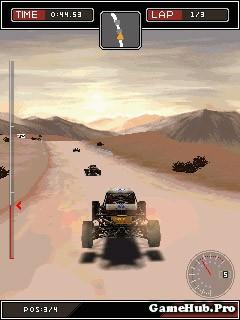 Tải Game Colin McRae DiRT Đua Xe 3D Cho Java