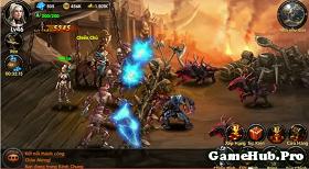 Tải Game Cửu Tộc Online Apk Cho Android 2015 miễn phí
