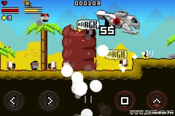 Tải Game Gunslugs Apk Bắn Súng Cho Android miễn phí